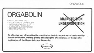 organon orgabolin advertisement